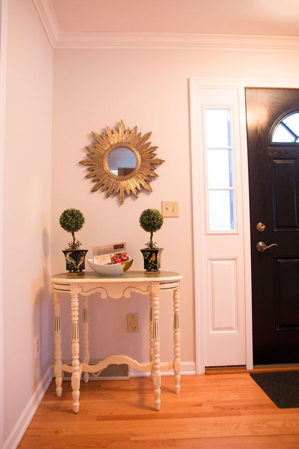 how-to-paint-vintage-furniture-1 - How to Paint Furniture The Easy Way: A Step-by-Step Tutorial by home decor blogger DIY Decor Mom