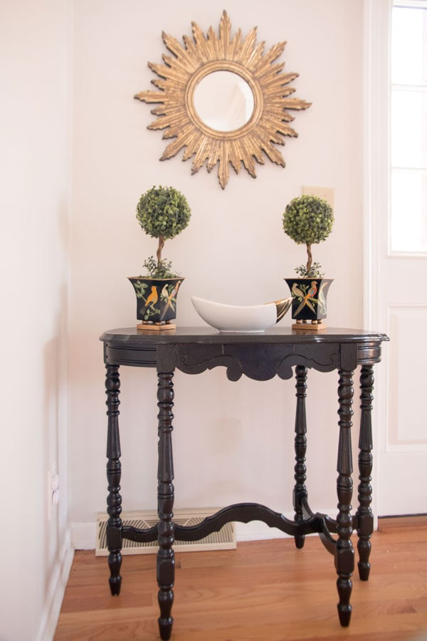how-to-paint-vintage-furniture-10 - How to Paint Furniture The Easy Way: A Step-by-Step Tutorial by home decor blogger DIY Decor Mom