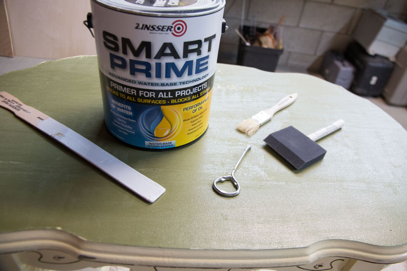 step-by-step how to paint vintage furniture | DIY paint furniture | All Things Big and Small