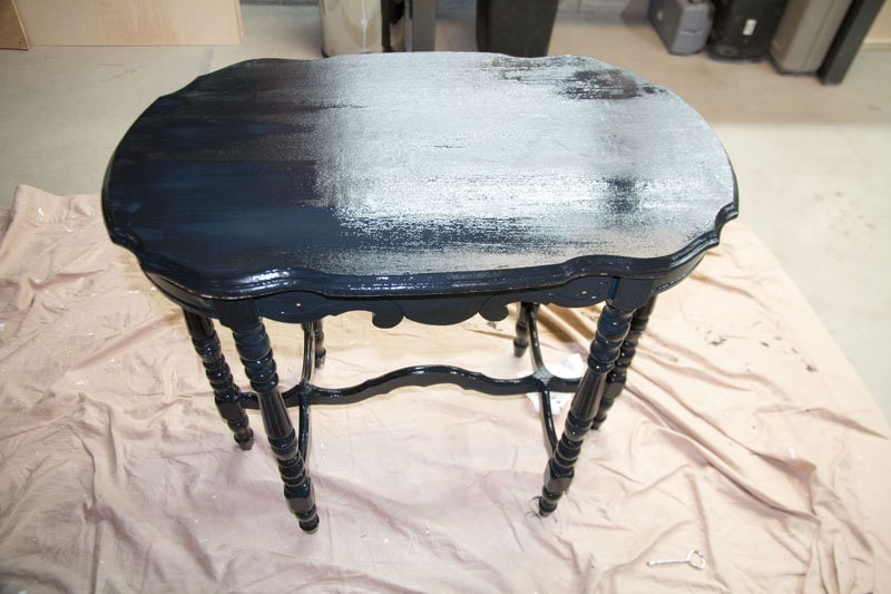 How to Paint Furniture instructions | DIY painted furniture | All Things Big and Small