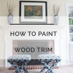How To Paint Oak Trim: The Definitive Guide