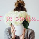 Confessions Thursday