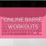 Barre Workout Online: Healthy Mama Happy Mama