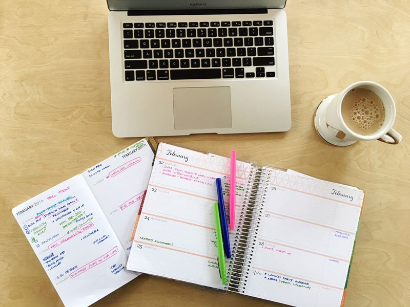 how to organize your day- Three tips to increase your productivity and get it done! As a sahm/ wahm I don't have time to waste, but by doing this I have saved time, money, and stress and reclaimed my sanity!