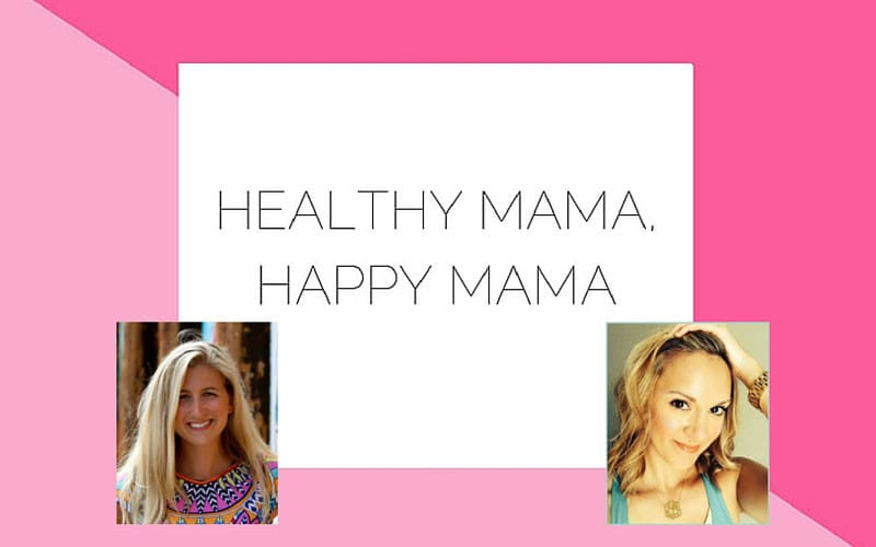 healthy mama happy mama- featuring An Uncomplicated Life Blog and All Things Big and Small