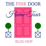 Pink Door Blog Hop: Home Tour
