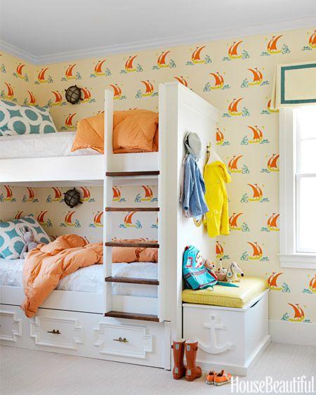 Wallpaper House Beautiful: One Room Challenge: Week 1