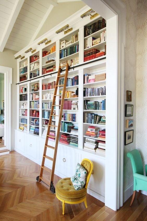 LGN bookshelves