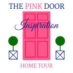 Decorating Inspiration: Library Plans Pink Door Home Tour