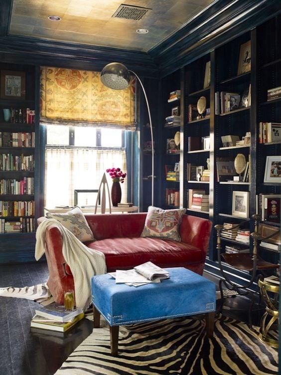 hillary thomas blue library