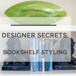 Designer Secrets: How to Style a Bookshelf in 5 Steps