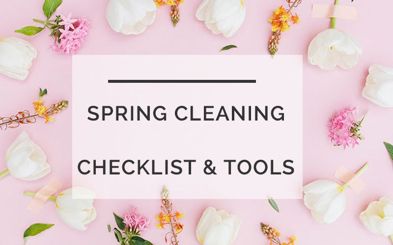 10 tools for easier spring cleaning