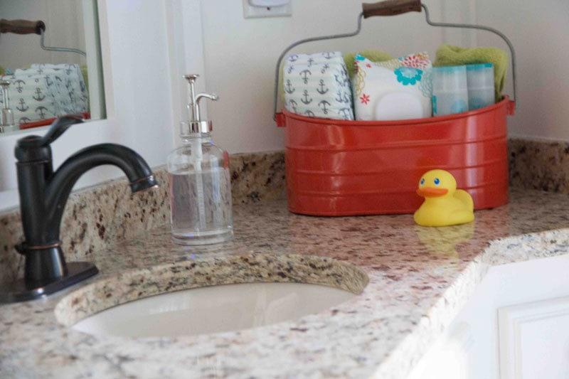 Bathroom Decorating Ideas   DIY Bathroom   Budget Friendly Bathroom