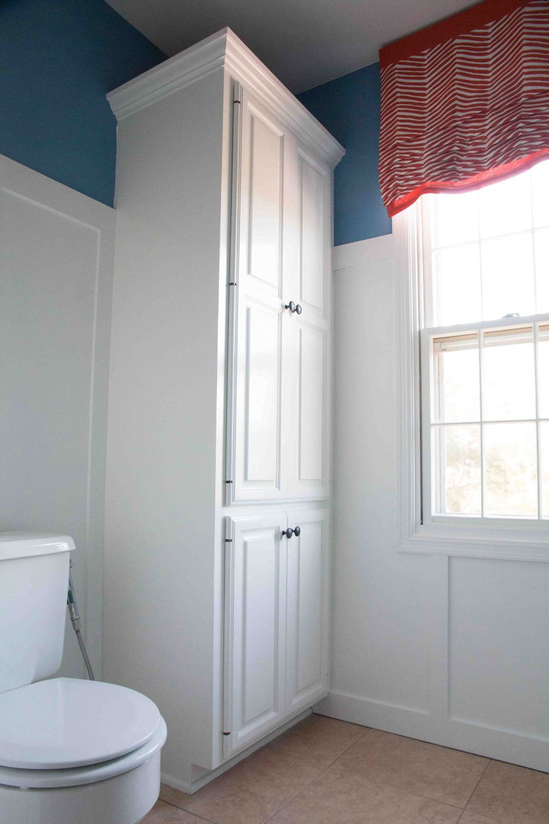 how to paint bathroom cabinets why you shouldn t sand 25324