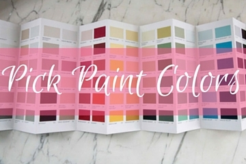 pick paint
