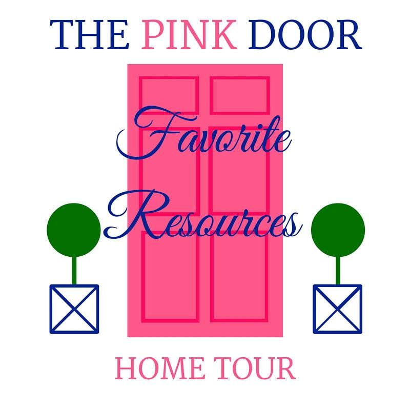 Pink Door Home Tour Best Decorating Resources All