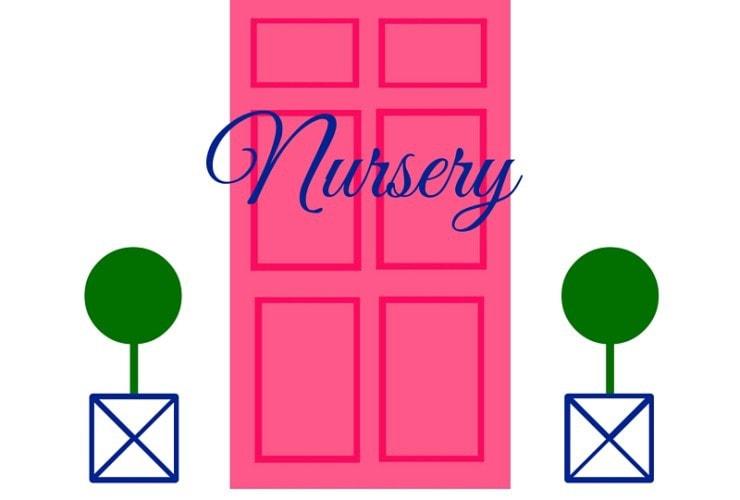 Pink Door Nursery Tour
