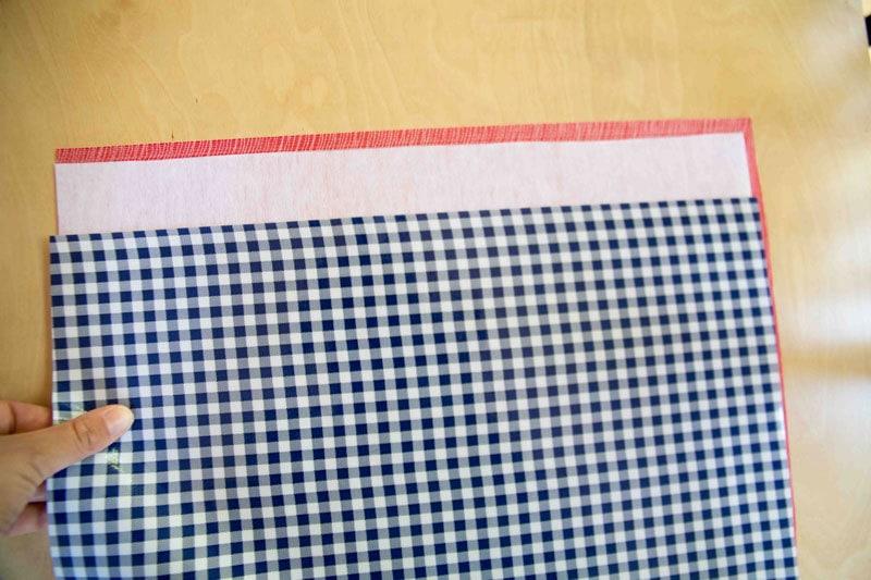 diy-oilcloth-placemats-4 - DIY Oilcloth Placemats by home decor blogger DIY Decor Mom