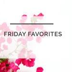 Friday Favorites: $100 Design Darling Giveaway and More