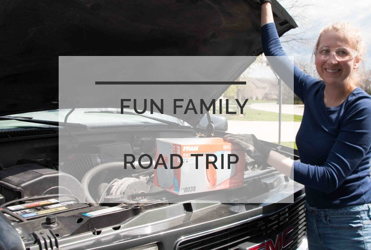 How to Have Fun Family Road Trips This Summer