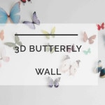 Nursery Butterfly Wall