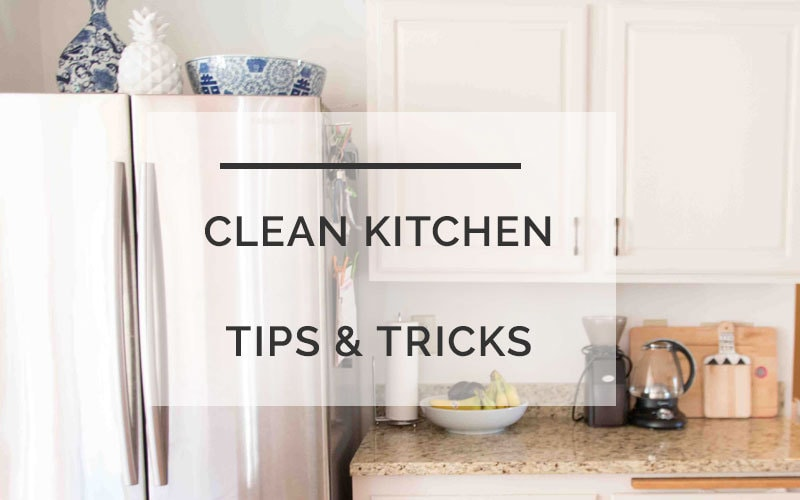 How to Have a Cleaner Kitchen in Less Time: Quick Tips for Busy Moms