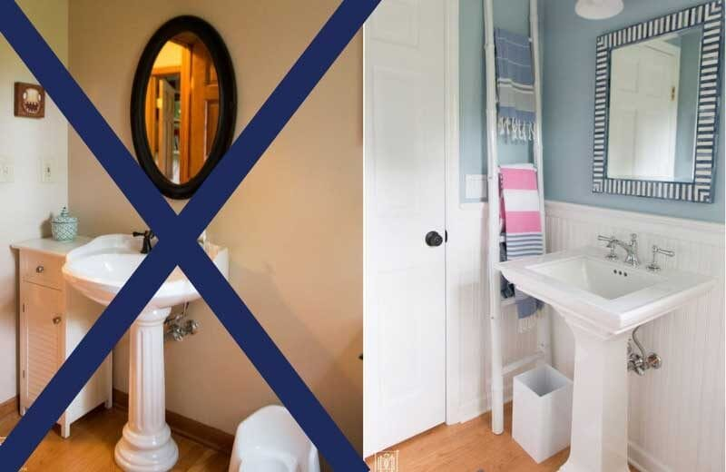 interior design mistakes you're making in your home and how to make them better