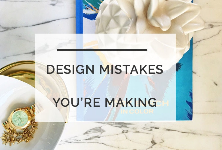 Designer Secrets: Mistakes You're Making