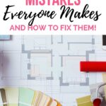 common interior design mistakes plus home decor tips to fix them