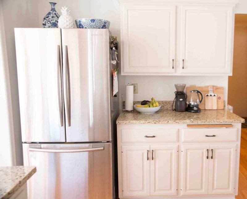 how to have a clean kitchen