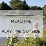 How to Make Mealtime Your Playground