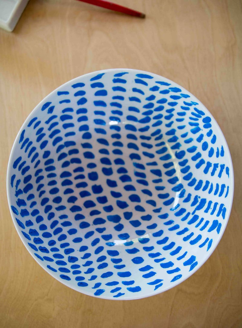 DIY-Blue-Painted-Bowl-4