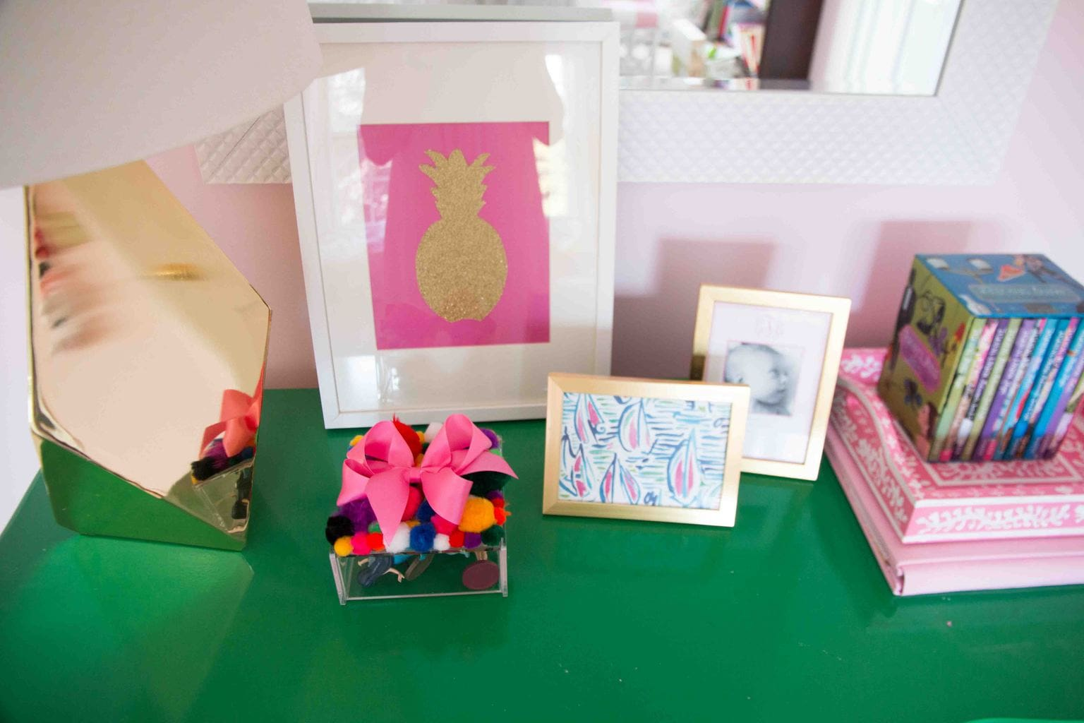 DIY Pineapple Art-13