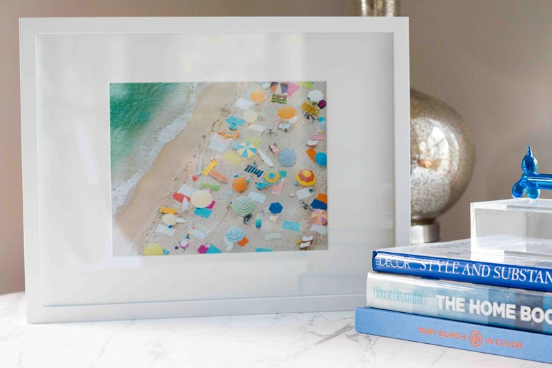 affordable art for your home | how to find inexpensive art | budget friendly art ALL THINGS BIG AND SMALL