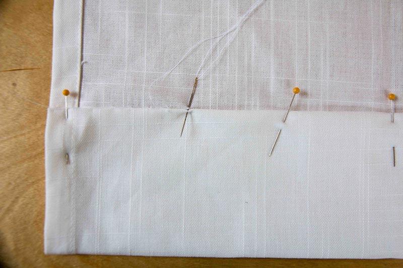DIY Greek Key Curtains | Greek Key Trim | Budget Friendly Greek Key | All Things Big and Small Blog