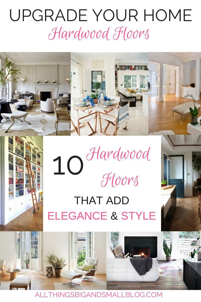 Hardwood Floors that Add Style and Value to your Home #AD #ShawFloors