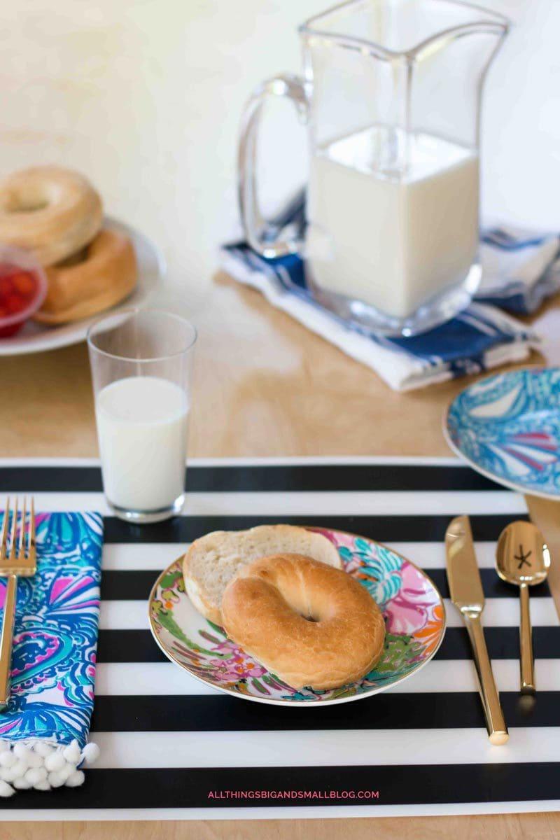 Kids Eat Breakfast Before School | Healthy Breakfast Ideas | Make Ahead Breakfast | Healthy Breakfast | Kids Breakfast | Before School | All Things Big and Small Blog