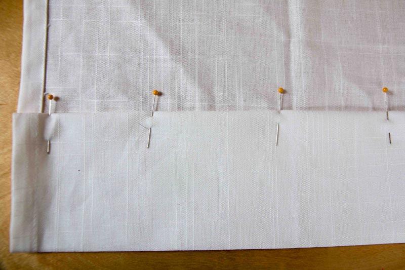 DIY Greek Key Curtains | DIY Greek Key Trim | Budget Friendly Greek Key | All Things Big and Small Blog - DIY Greek Key Curtains by popular home decor blogger DIY Decor Mom