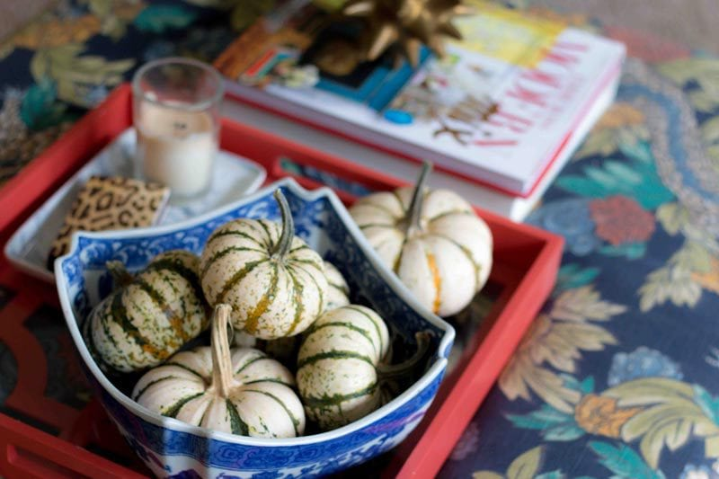 fall home tour   fall accents for budget friendly home decor from ALL THINGS BIG AND SMALL