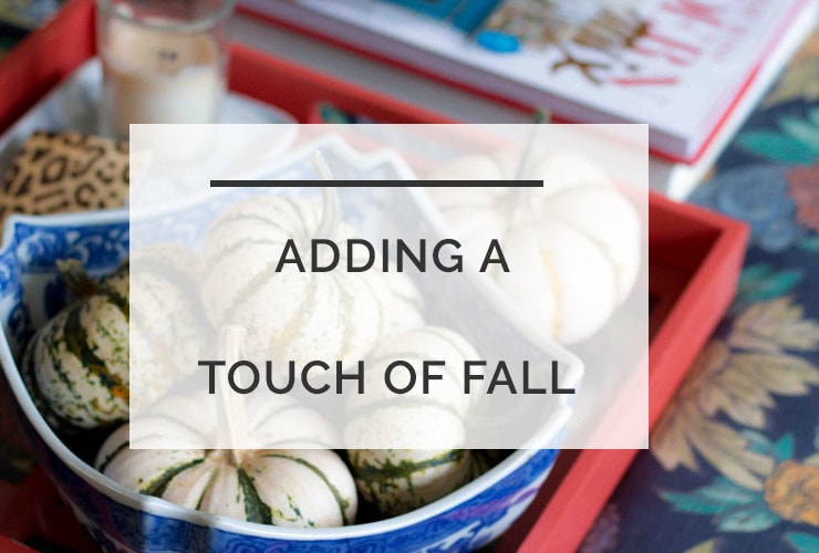 Fall Decor: The Easiest Budget-friendly Way to Add Seasonal Decor