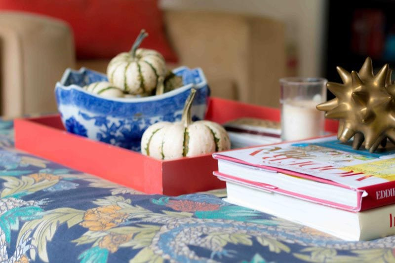 cozy fall decor for your home | seasonal decor | fall accents | ALL THINGS BIG AND SMALL BLOG