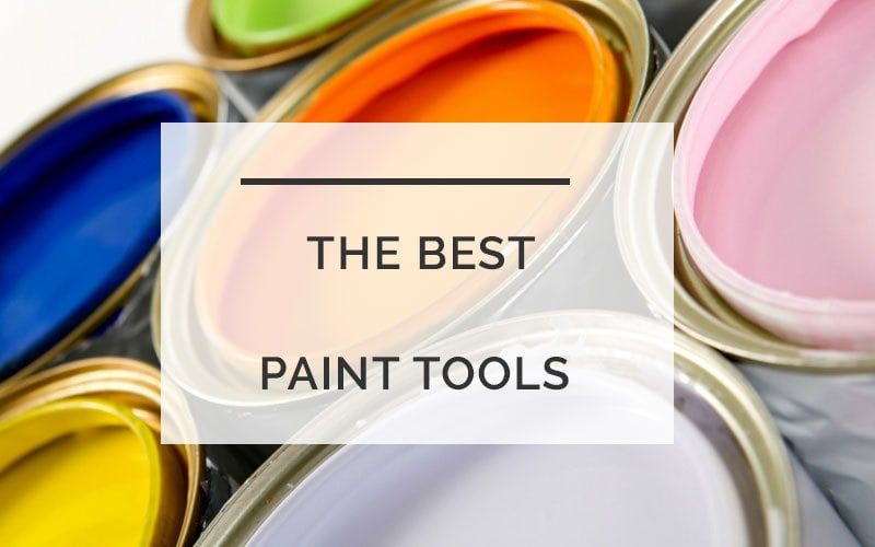 Painting Tools: The Gear that Makes ALL THE DIFFERENCE!