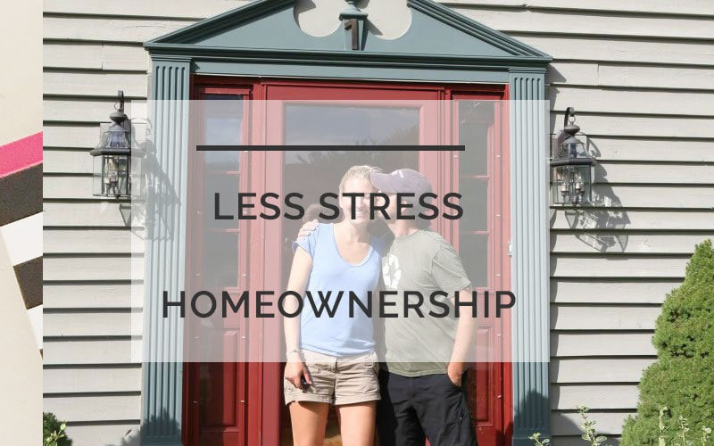 Alleviating Worries About Homeownership