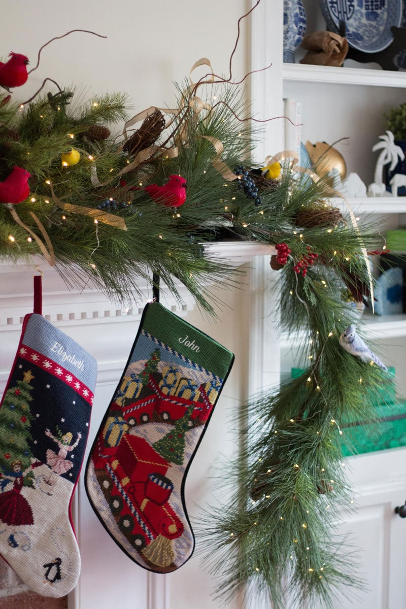 Christmas Tour | Pink Door Holiday Tour | All Things Big and Small