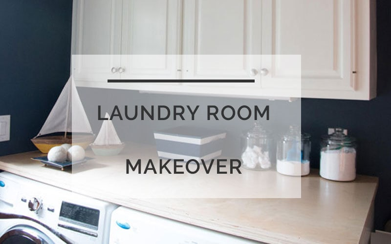 Laundry Room Ideas: Make Your Laundry Room Work For YOU