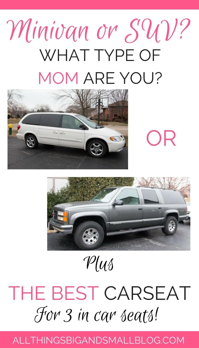 Are You A Minivan Mom Or A Suv Mom Diy Decor Mom