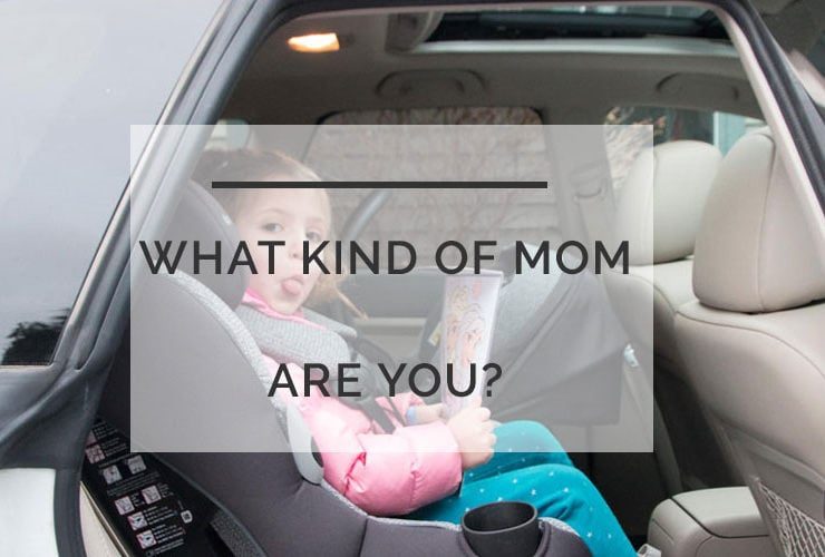Are You a Minivan Mom or a SUV Mom?