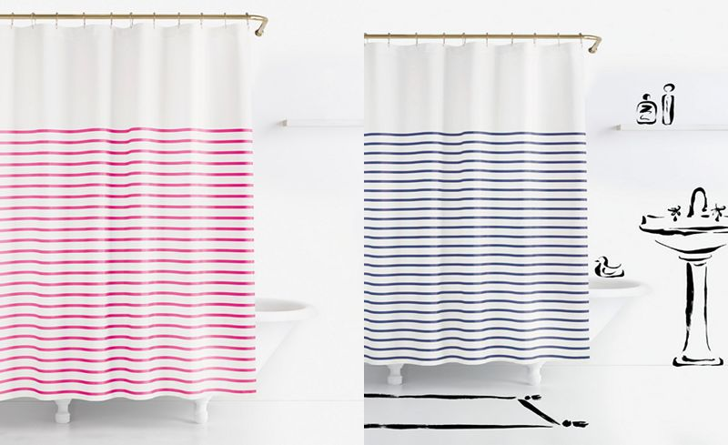 best shower curtains | 20 best shower curtains | shower curtains small bathroom | ALL THINGS BIG AND SMALL - 20 Best Shower Curtains to Decorate Your Bathroom by popular home decor blogger DIY Decor Mom