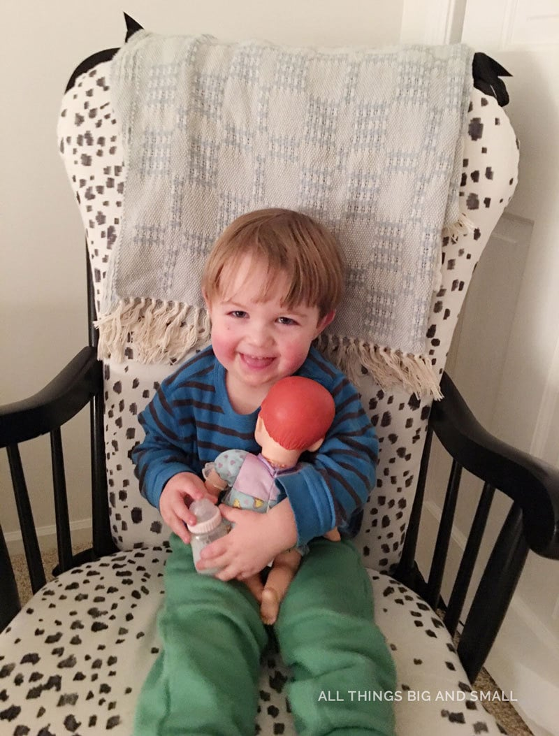 How To tell Toddlers About New Baby   Toddlers and Baby   ALL THINGS BIG AND SMALL
