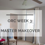 One Room Challenge: Week 3 Progress